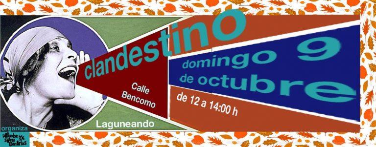 Clandestino Laguneando