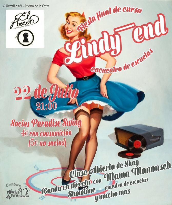 Lindy-End – Encuentro de escuelas