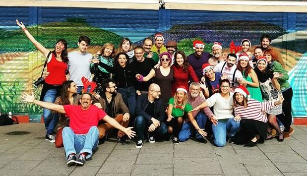 Clandestino de Nochebuena 2017