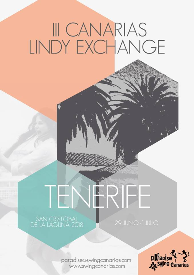 III Canarias Lindy Exchange