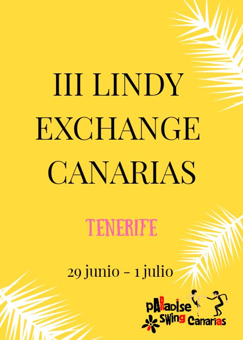 III Lindy Exchange Canarias
